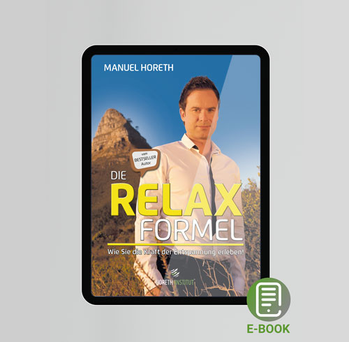Die Relaxformel E-Book